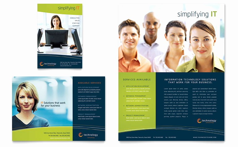 Microsoft Word Flyers Templates Free New Free Flyer Template Download Word & Publisher Templates