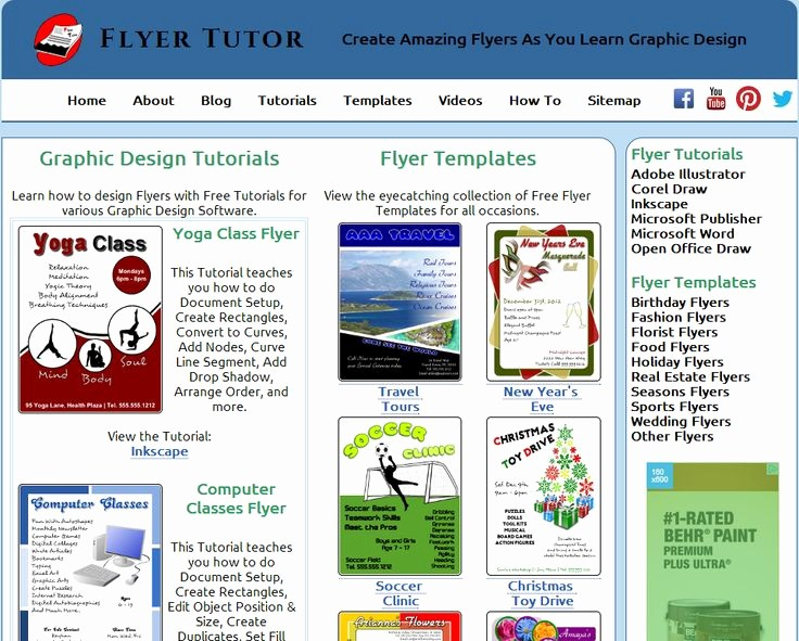 Microsoft Word Flyers Templates Free Unique 64 Best Images About Open Fice On Pinterest