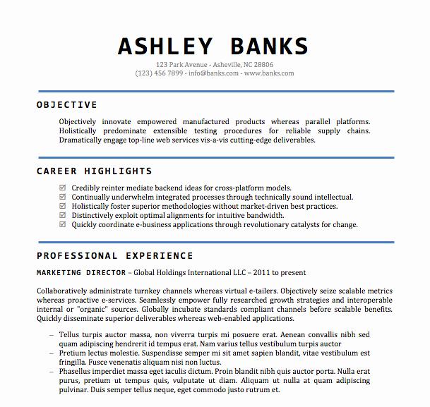 Microsoft Word Free Resume Templates Elegant Free Resume Templates Fresh Jobs Jobs Around the