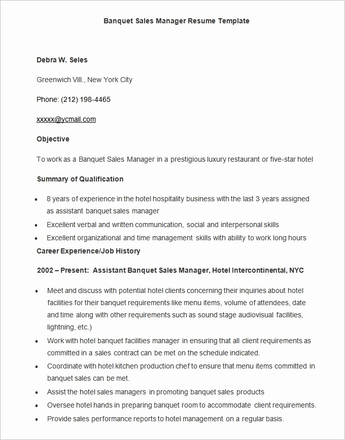 Microsoft Word Free Resume Templates Elegant