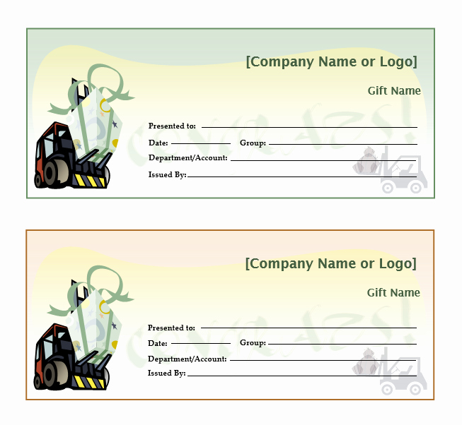 Microsoft Word Gift Card Template Beautiful 11 Free Gift Certificate Templates – Microsoft Word Templates
