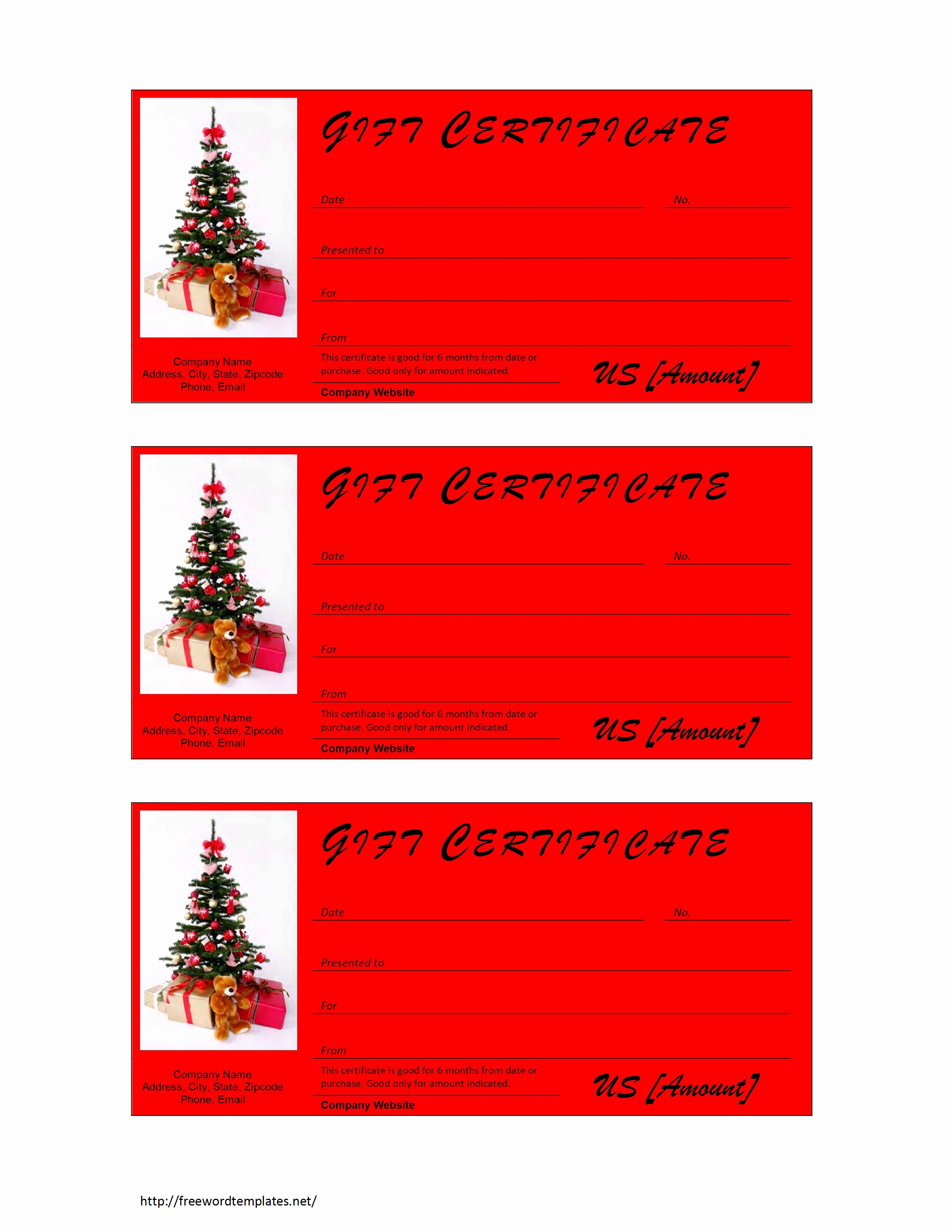 Microsoft Word Gift Card Template Lovely T Card