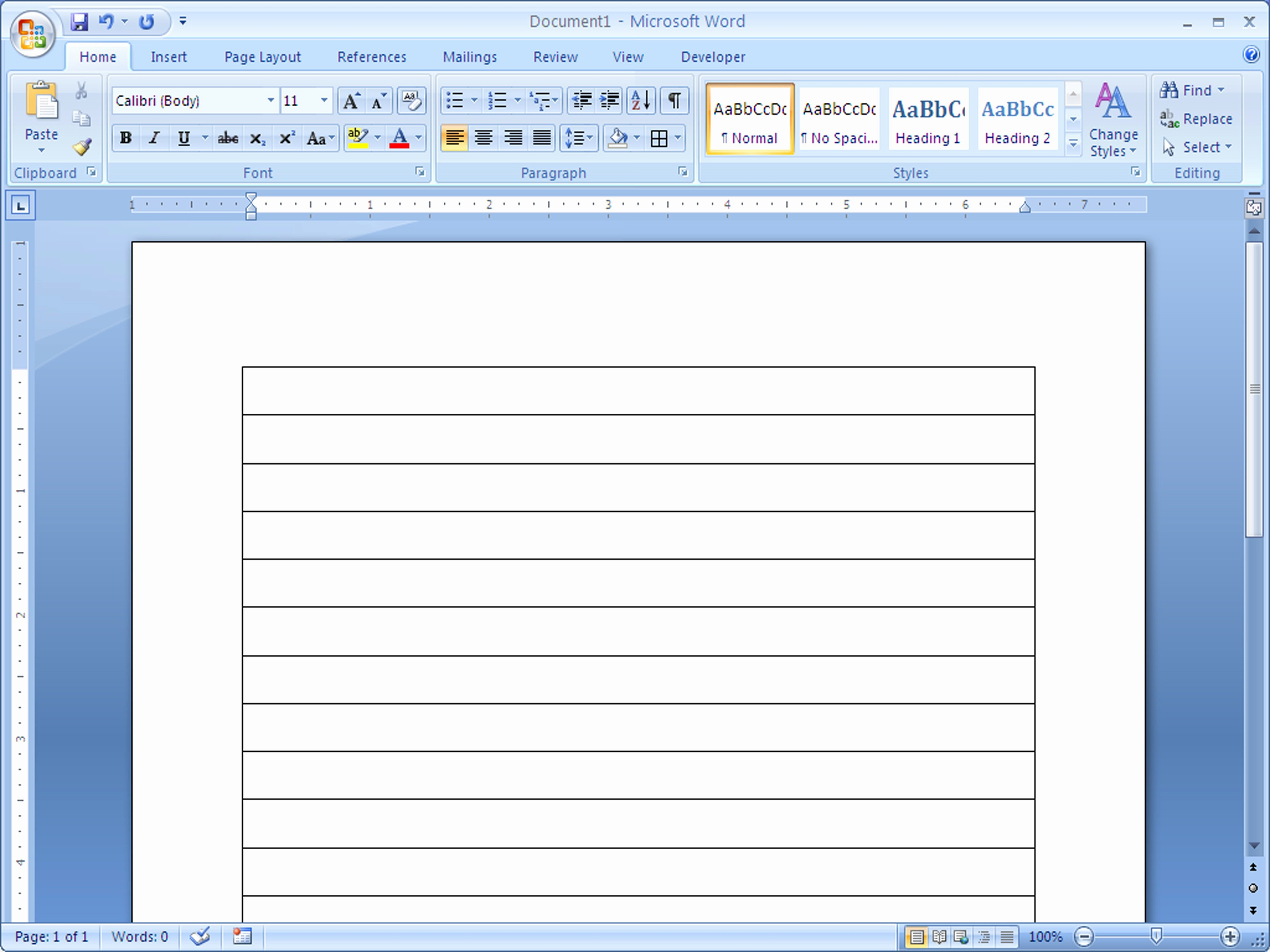 """Microsoft Word Lined Paper Template Best Of Search Results for """"ruled Paper Template for Word"""