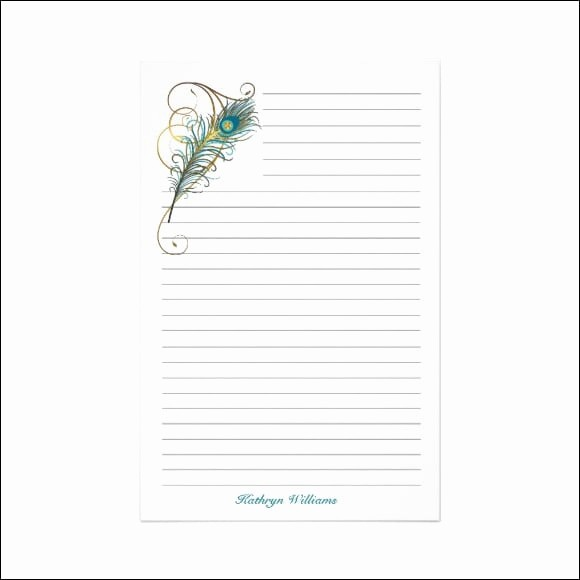Microsoft Word Lined Paper Template Fresh 7 Free Lined Paper Templates Excel Pdf formats