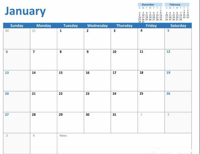 Microsoft Word Monthly Calendar Template Awesome Calendars Fice