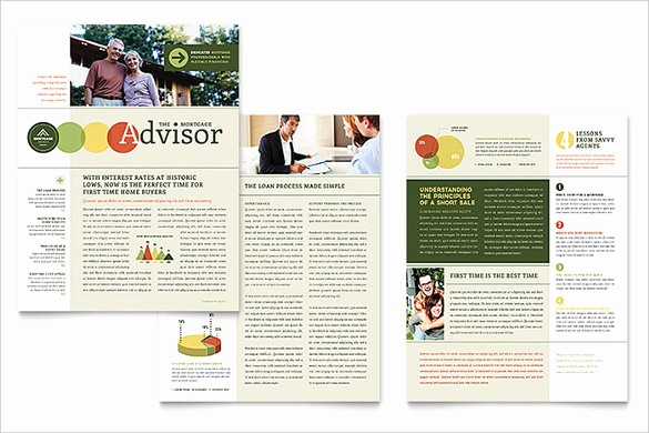 Microsoft Word Newsletter Template Free Lovely 27 Microsoft Newsletter Templates Doc Pdf Psd Ai