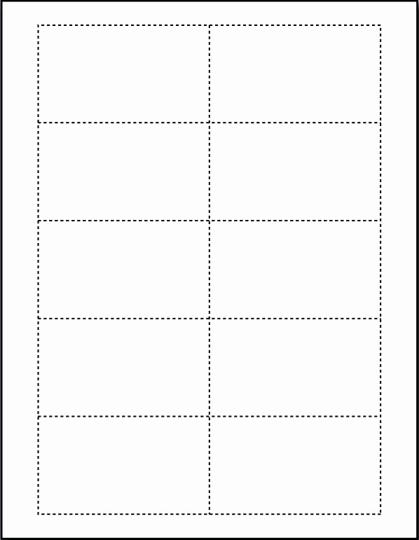 Microsoft Word Playing Card Template Best Of 11 Unique Microsoft Word Playing Card Template