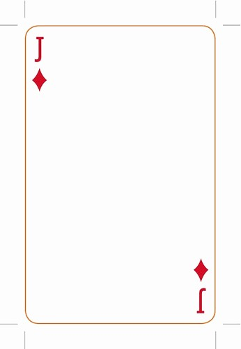 Microsoft Word Playing Card Template Best Of 99 Playing Card Word Template Free Printable Flash
