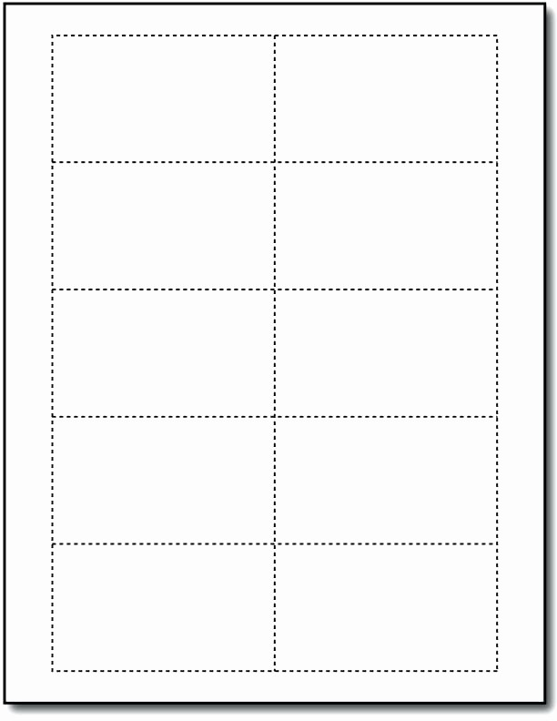 Microsoft Word Playing Card Template New Blank Printable Playing Cards – Happyslamtennis