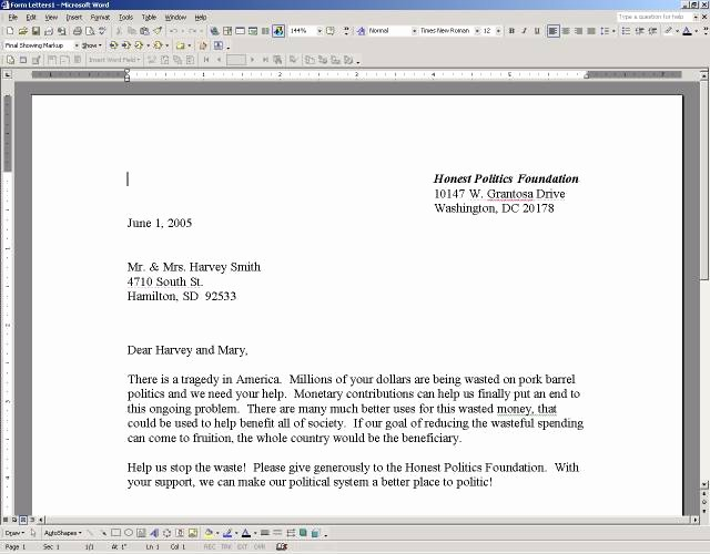 Microsoft Word Professional Letter Template Elegant formal Letter Template Microsoft Word