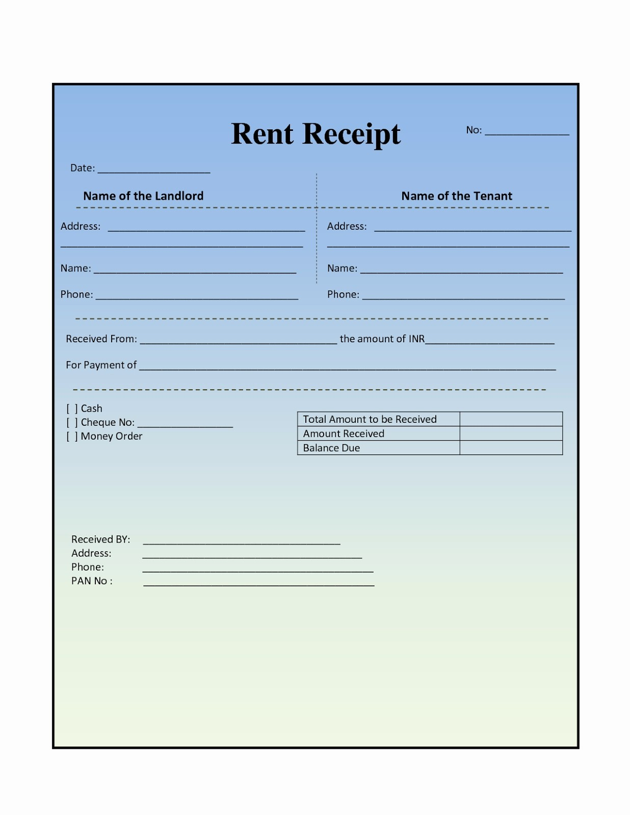 Microsoft Word Receipt Template Free Fresh Receipt Template Microsoft Word 28 Images 4 Receipt