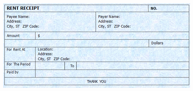 Microsoft Word Receipt Template Free Lovely Rent Receipt Template Microsoft Word Templates