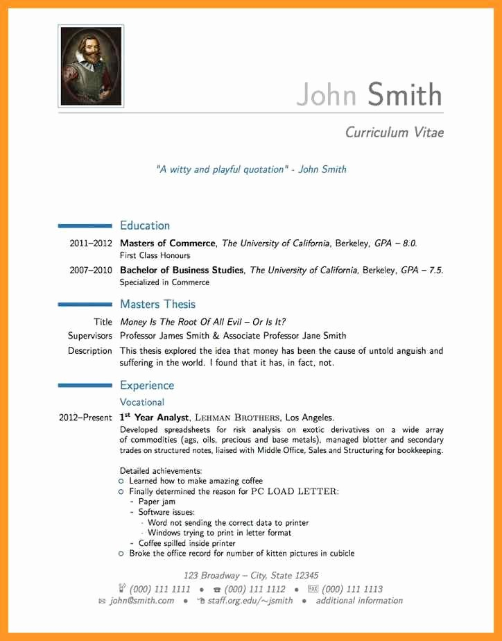Microsoft Word Resume Template 2017 Unique Microsoft Word Cover Letter Template