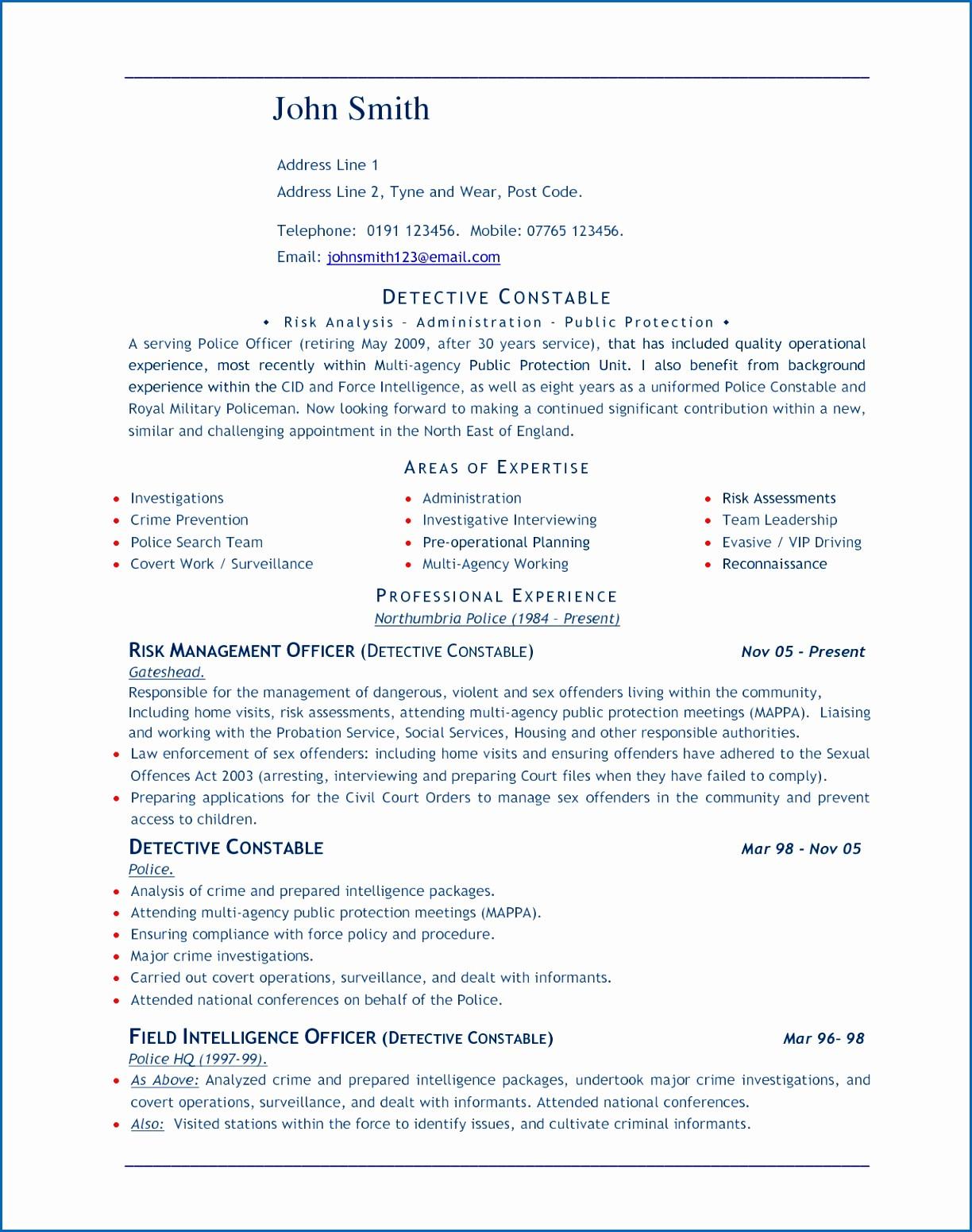 Microsoft Word Resume Template 2017 Unique Microsoft Word Cv Template Resume Job Cv Skabelon Word