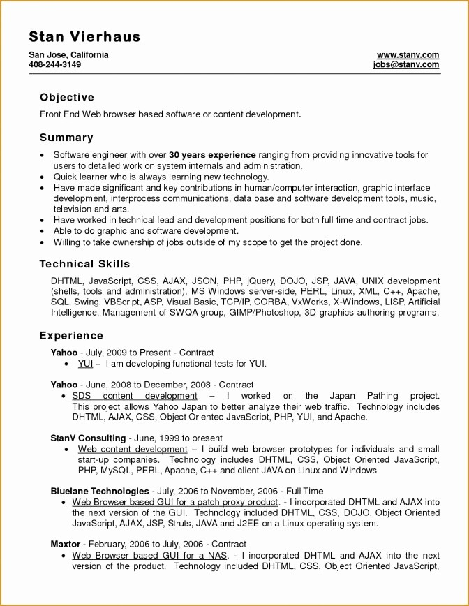 Microsoft Word Resume Templates 2007 Unique Teacher Resume Templates Microsoft Word 2007 Best Resume