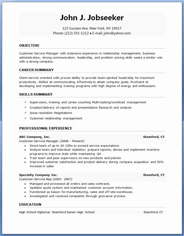 Microsoft Word Resume Templates 2014 Fresh Free Professional Resume Templates Download