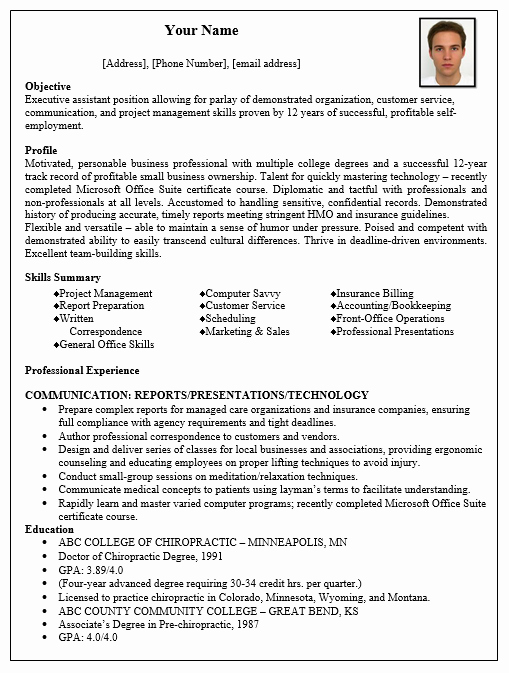 Microsoft Word Resume Templates 2014 New Sample Resumes Archives Word Templates