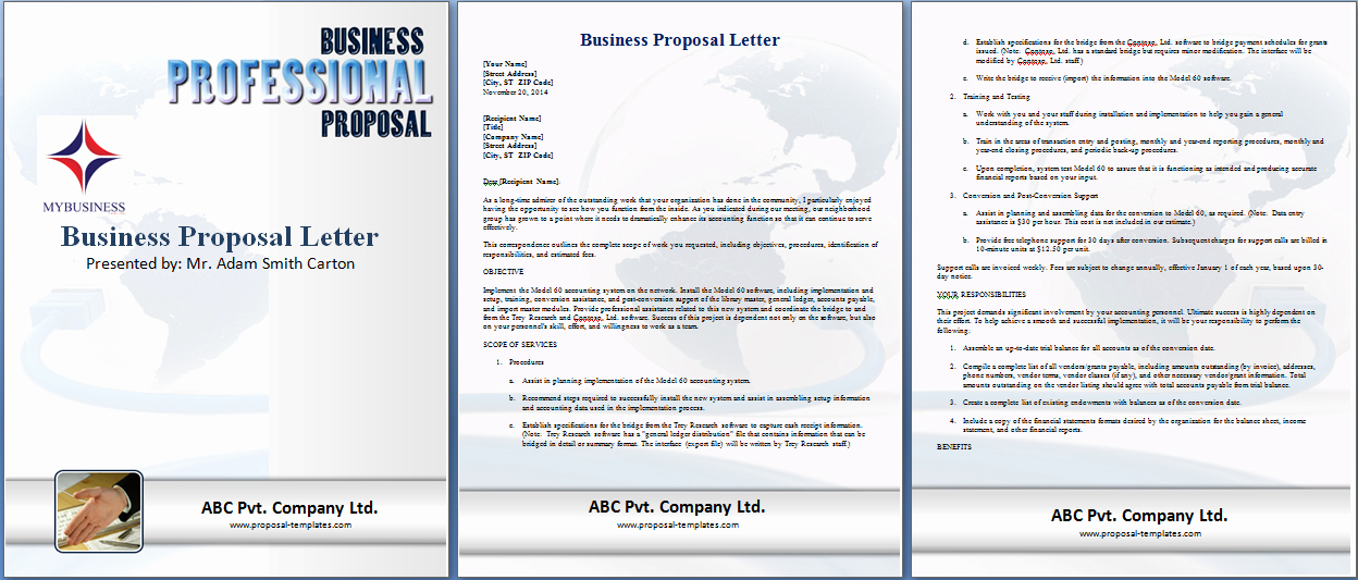 Microsoft Word Sales Proposal Template Fresh Microsoft Word Business Proposal Template Print Design by