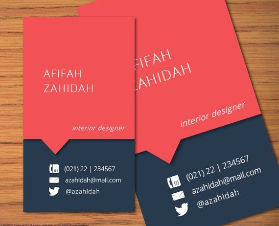 Microsoft Word Template Business Cards Luxury Diy Microsoft Word Business Name Card Template Afifah by