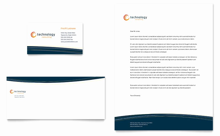 Microsoft Word Templates Business Cards Elegant Free Business Card Template Download Word & Publisher