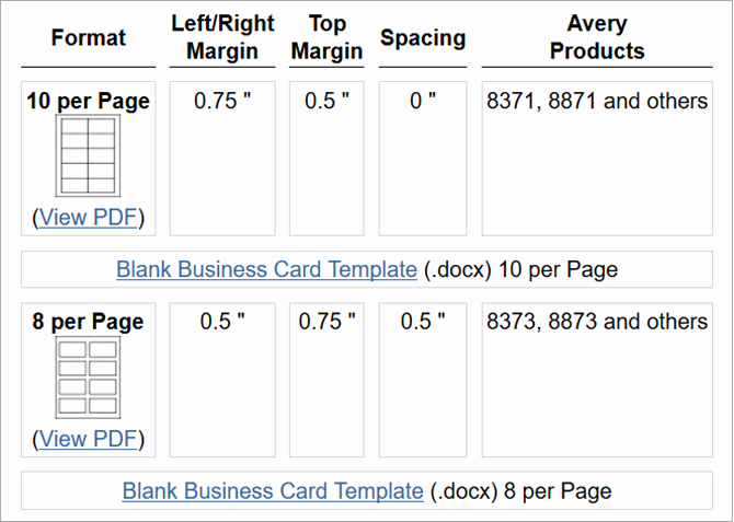 Microsoft Word Templates Business Cards New How to Make Free Business Cards In Microsoft Word with