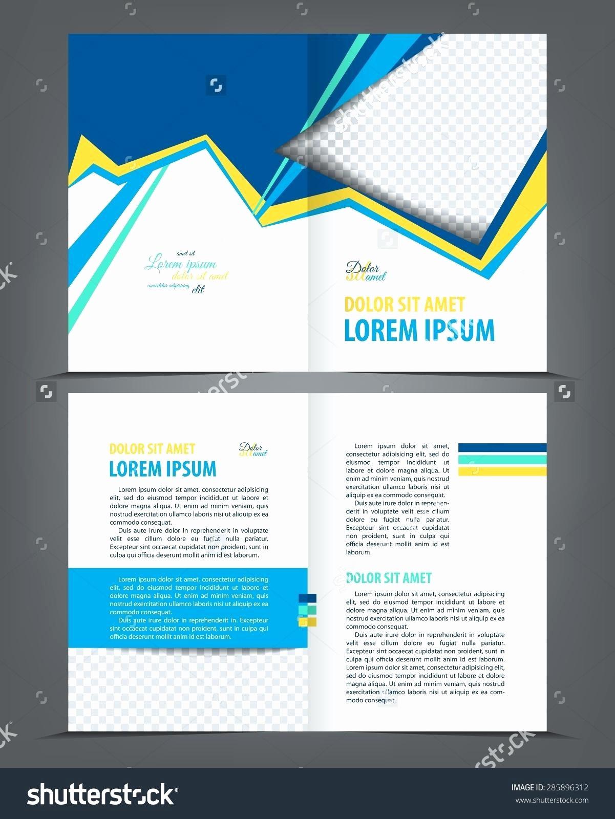 Microsoft Word Tri Fold Template Unique Template Microsoft Word Tri Fold Brochure Template