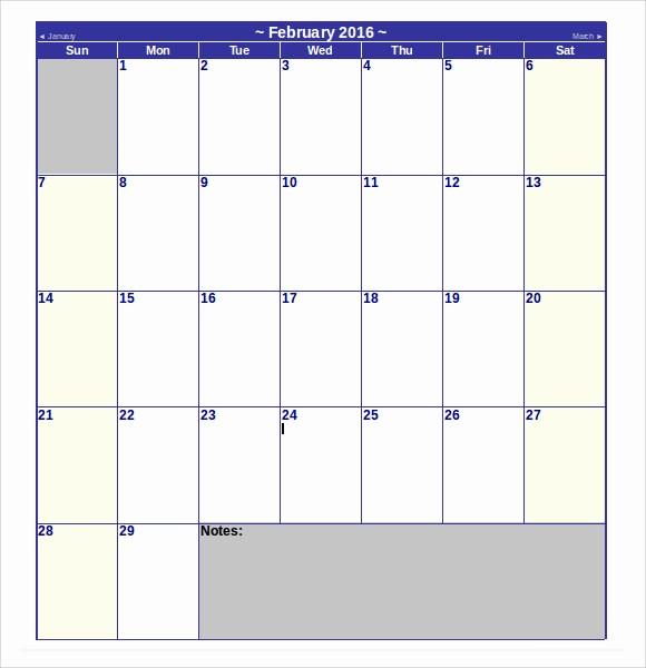 Microsoft Word Weekly Calendar Template Elegant 9 Microsoft Calendar Templates Download for Free