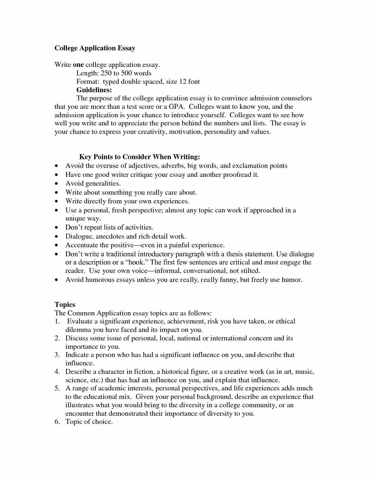 Mla format for College Essay New College Admissions Essay format Heading Example