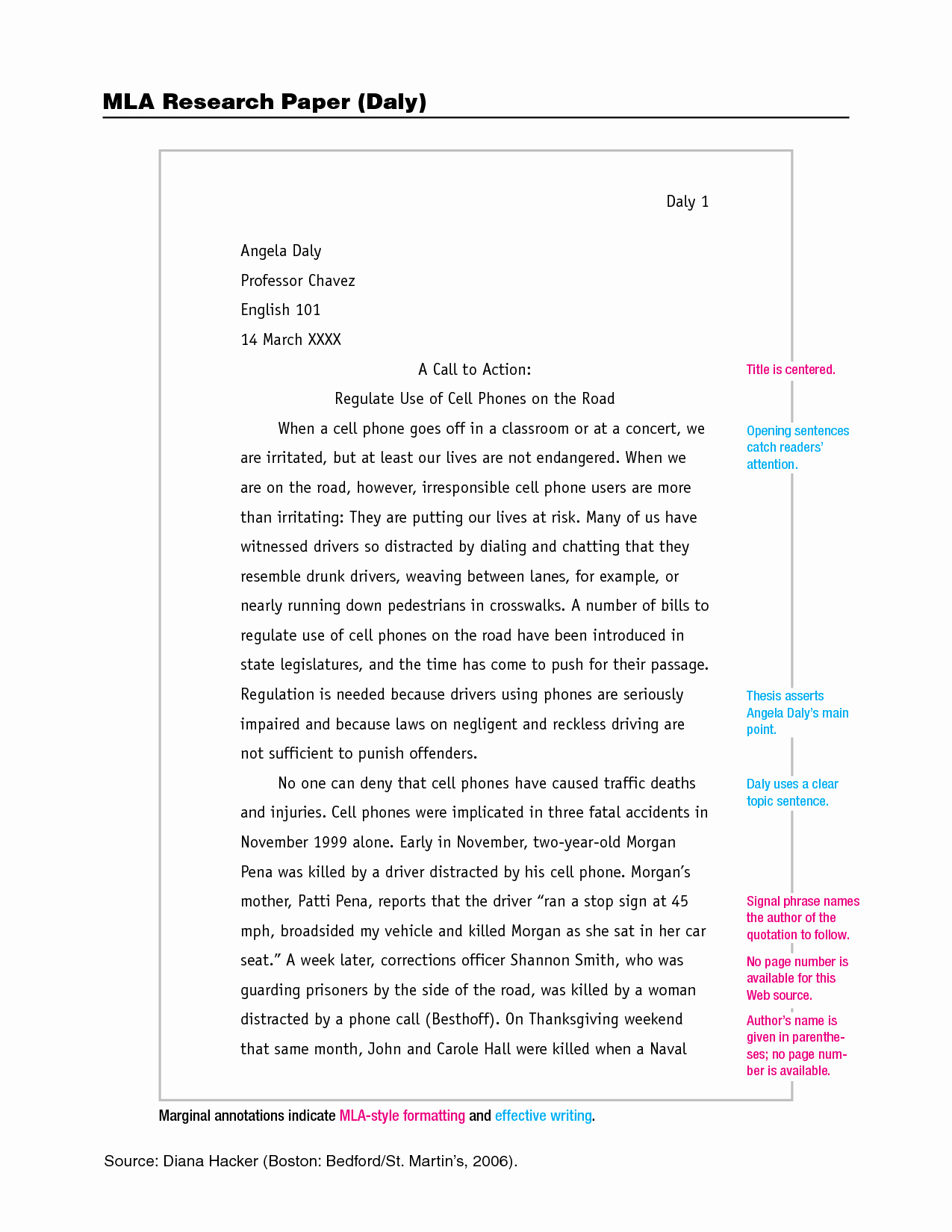 Mla format for College Essay New Essay Title Page format Mla Bamboodownunder