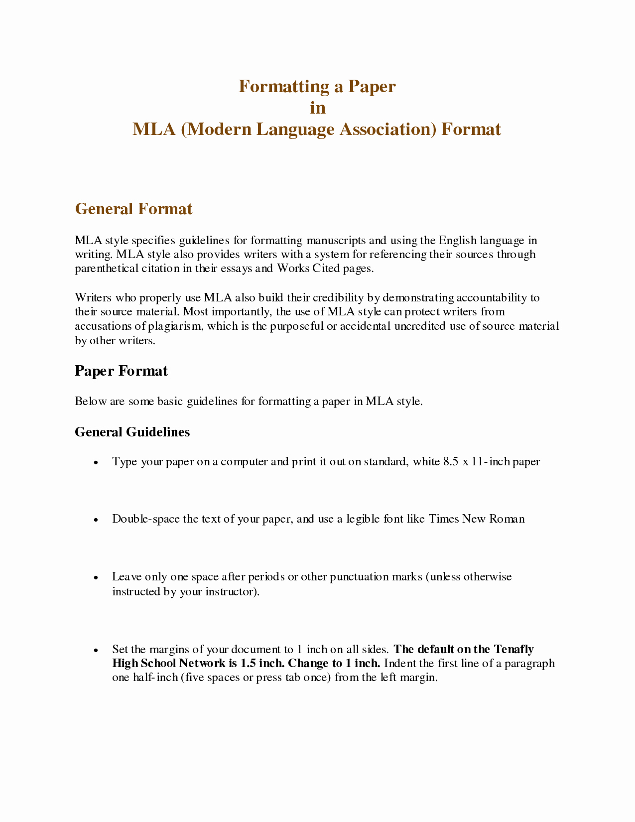 Mla format for Research Papers New Best S Of Mla format Sample Paper Mla format