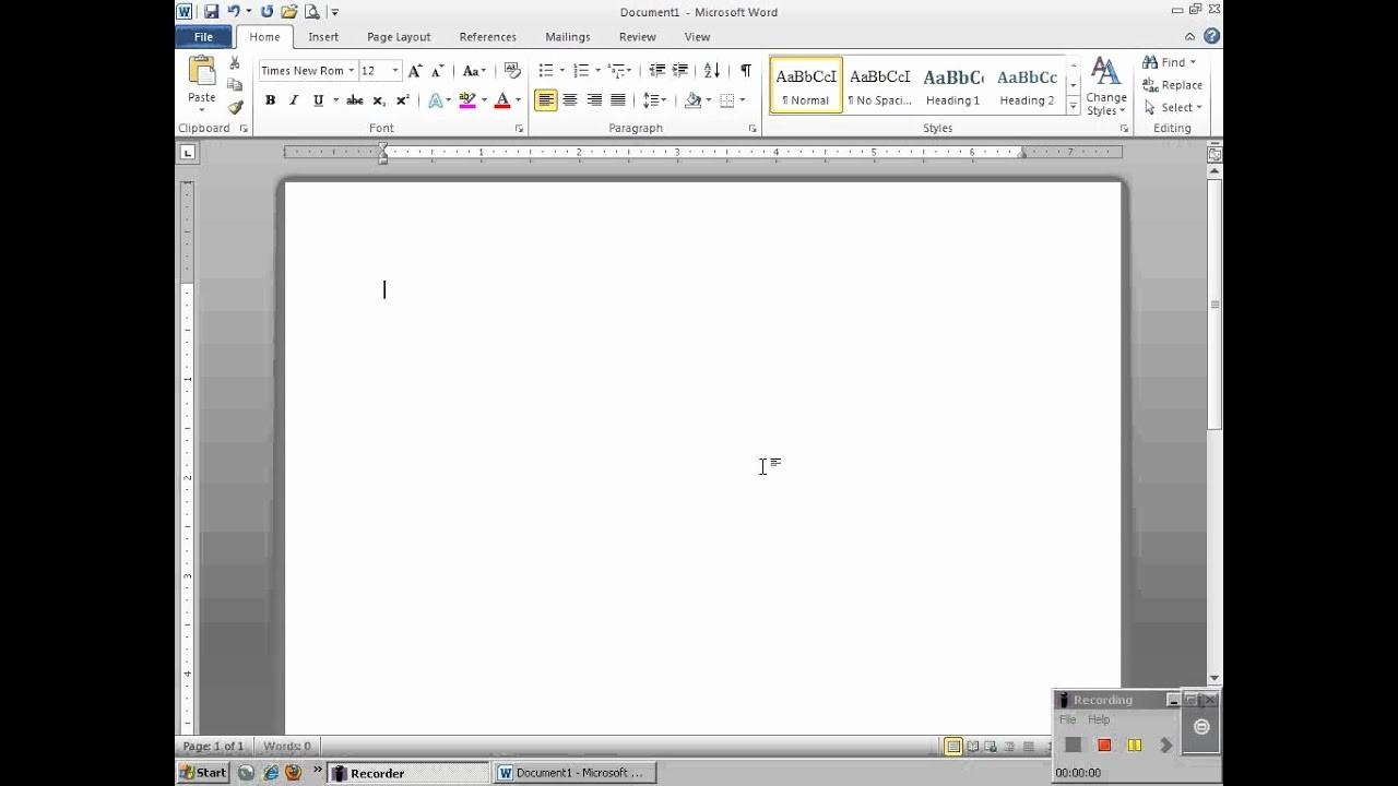 Mla format In Word 2010 Awesome Setting Up Mla formatting and Font with Microsoft Word
