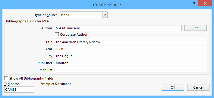 Mla format In Word 2010 Elegant Word Tips How to Create A Bibliography or Works Cited