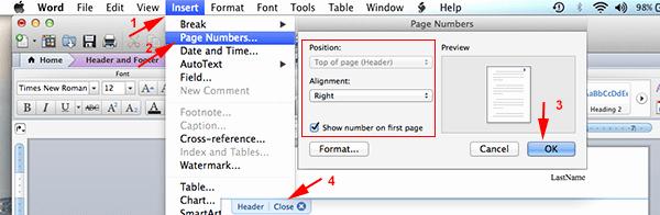 Mla format In Word 2010 Lovely Mla format On Microsoft Word 2011 – Mac Os X