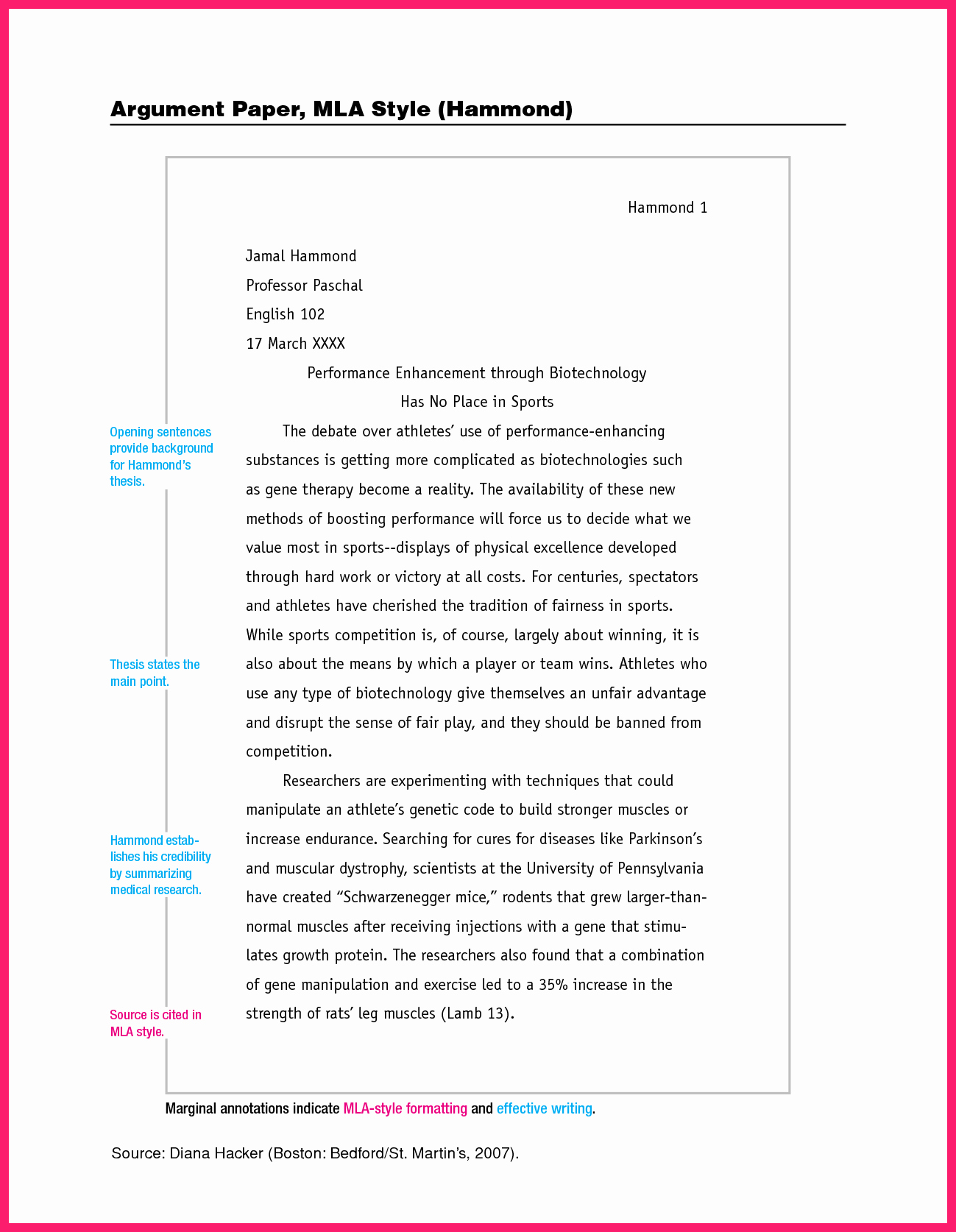 Mla format Of A Paper Best Of How to Mla format A Paper