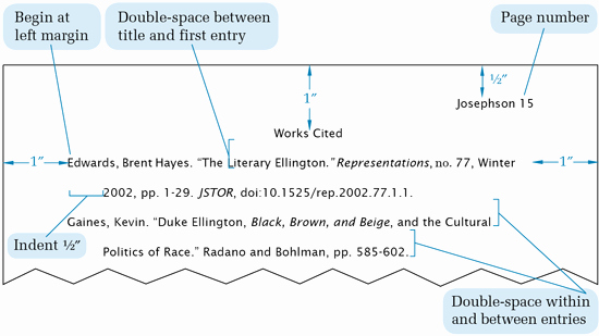 Mla format On Word 2016 New formatting A Research Paper – the Mla Style Center