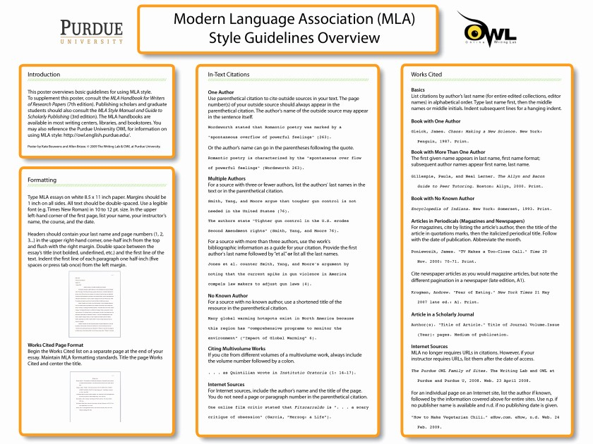Mla format On Word 2016 New Mla Style Overview formatting In Text Citations and