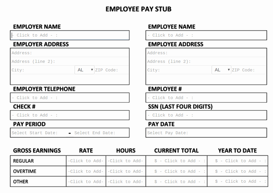 Mla format Open Office Template Best Of 89 Open Fice Pay Stub Template Ceci Download E