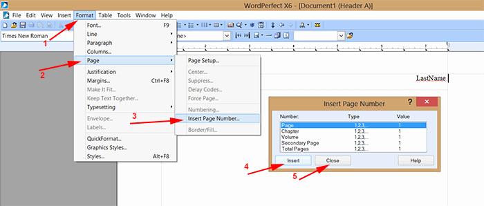 Mla format Open Office Template Best Of Libreoffice Wordperfect