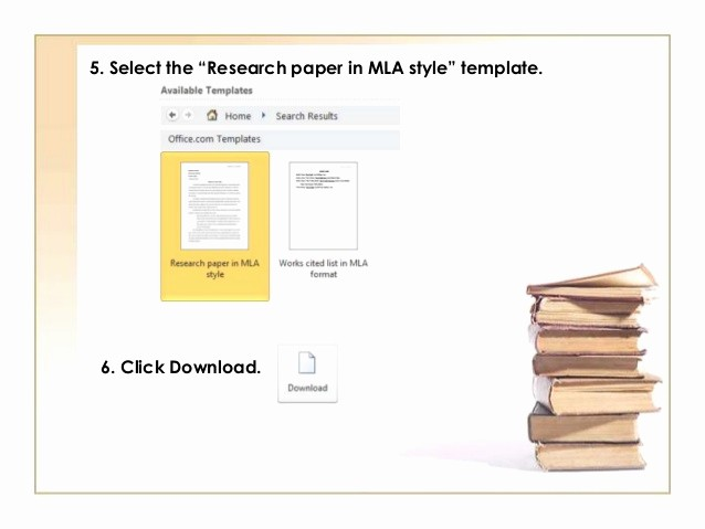 Mla format Open Office Template Inspirational Mla Template In Ms Word