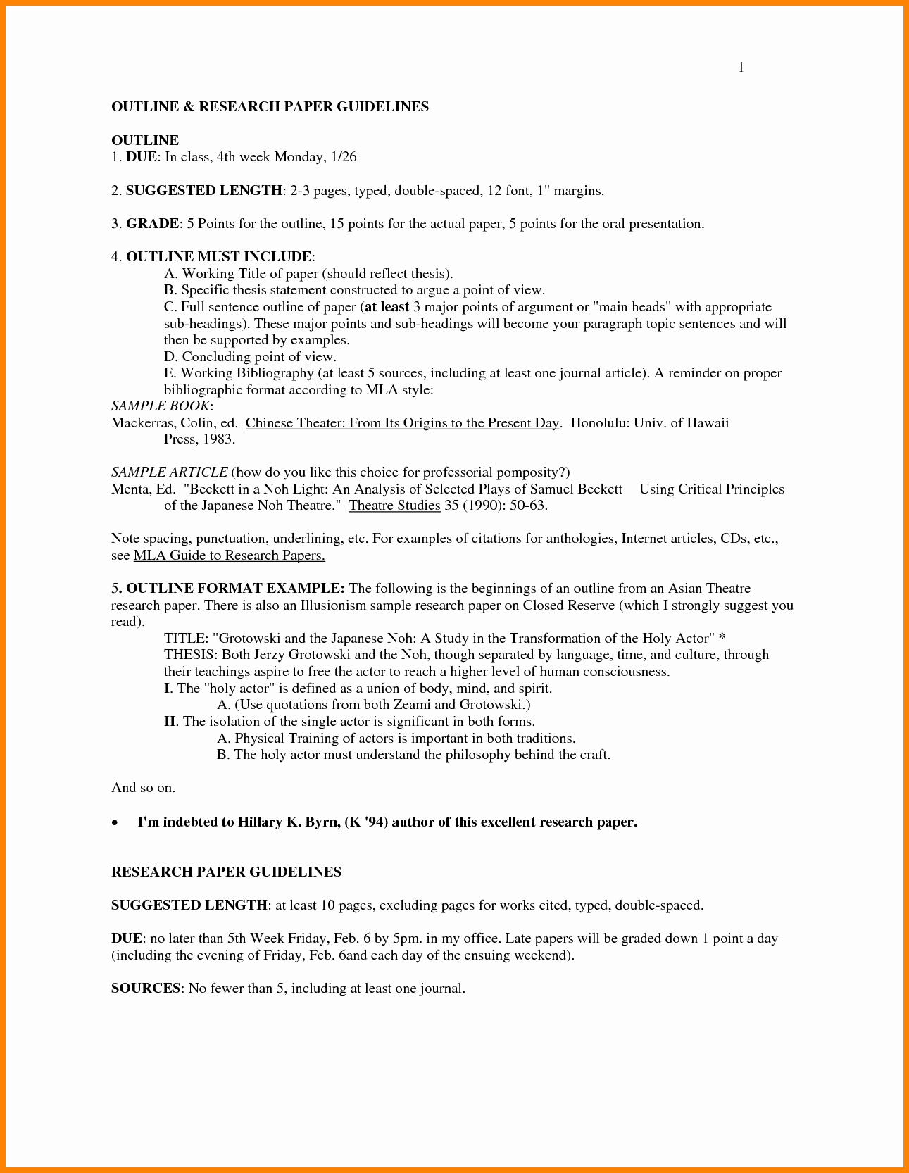 Mla format Research Paper Template Inspirational Research Paper Mla Citation Bamboodownunder