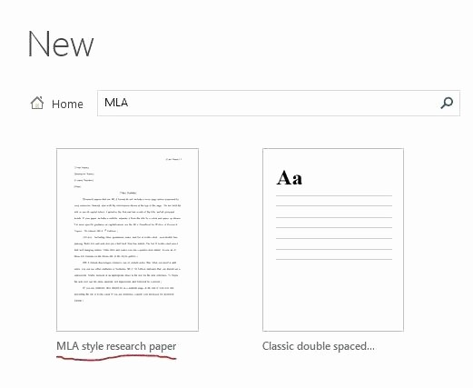 Mla format Word 2010 Template Elegant Annotated Bibliography Example for 7 Templates Free Word