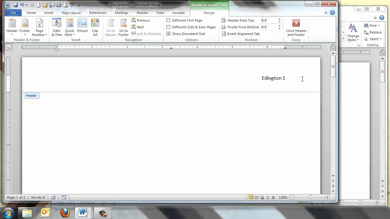 Mla format Word 2010 Template Unique formatting A Paper In Mla Style with Microsoft Word 2010