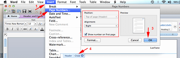 Mla formatting In Word 2010 Awesome Mla format On Microsoft Word 2011 – Mac Os X
