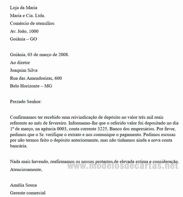 Modelo De Carta De Agradecimento Luxury Modelos De Cartas De Agradecimento Baskanai
