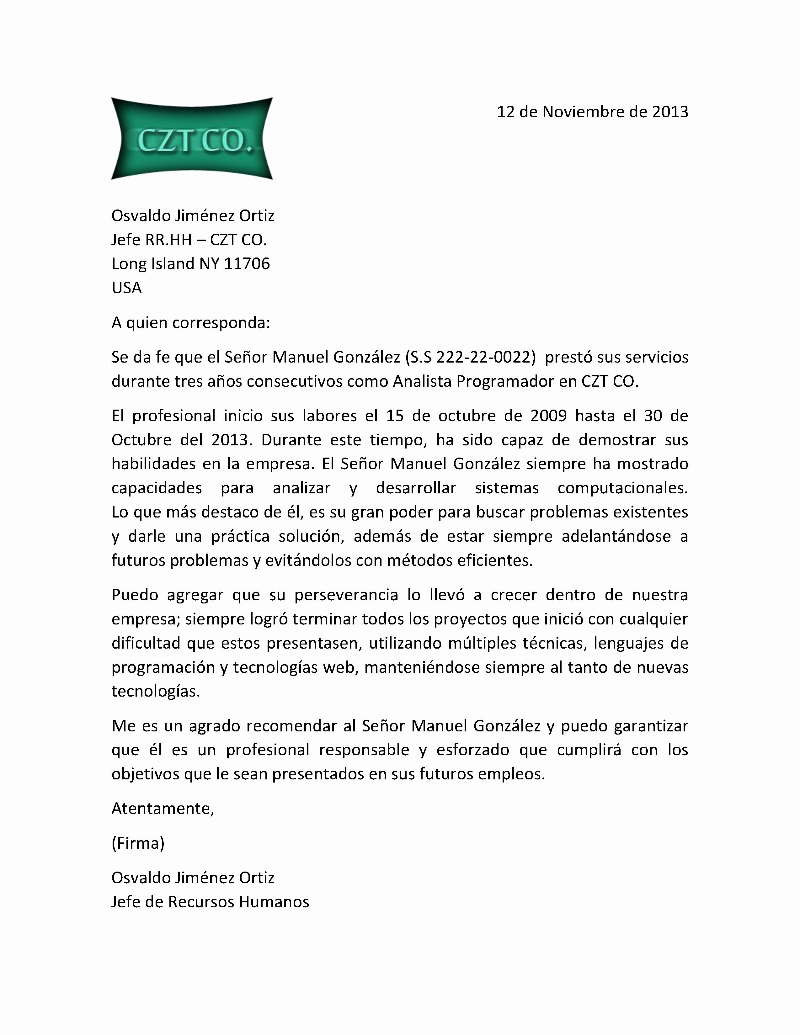 Modelos De Carta De Recomendacion Unique Modelo Carta De Re Endacion Maggi Locustdesign