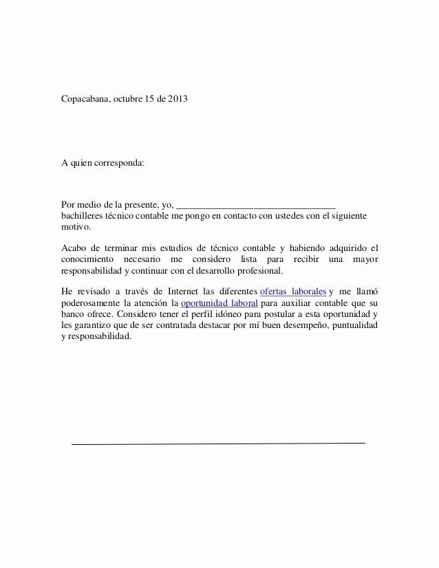 Modelos De Cartas De Recomendacion Best Of Carta Para Empleo