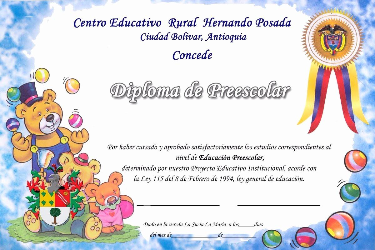 Modelos De Diplomas De Reconocimiento Best Of Diplomas Certificados Y Reconocimientos Personalizados