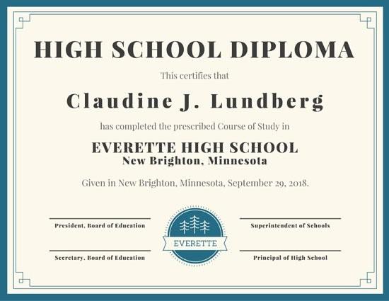 Modelos De Diplomas De Reconocimiento Elegant Modelos De Diplomas Online E Para Imprimir Canva