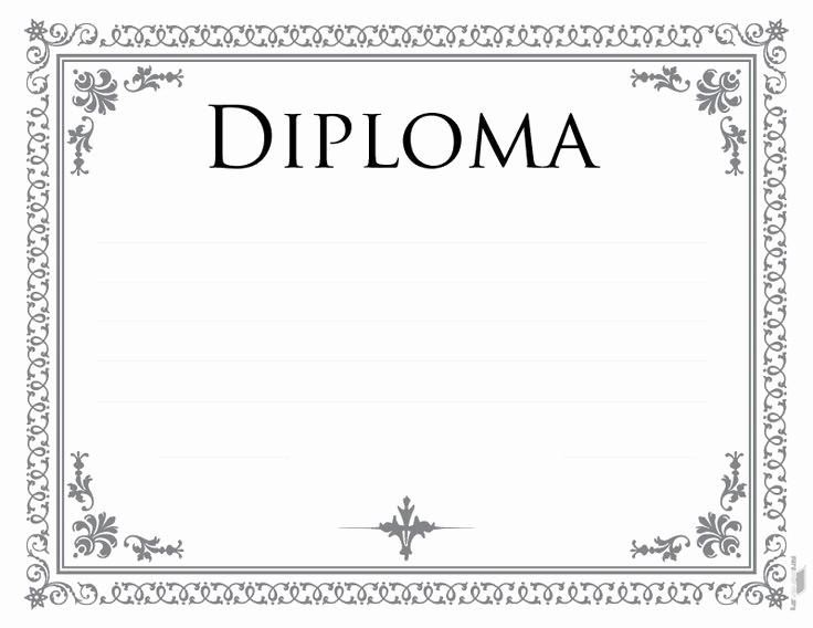 Modelos De Diplomas Para Editar Awesome Modelos De Diplomas Para Imprimir 2018