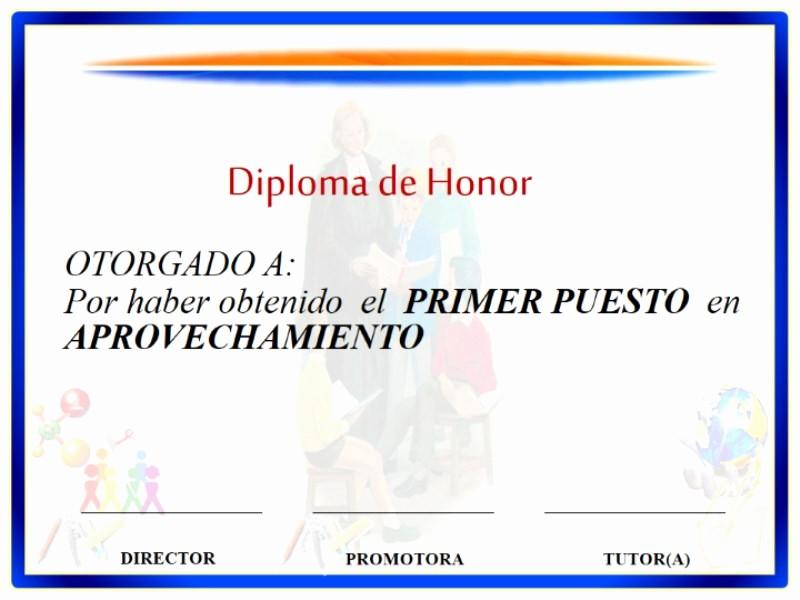 Modelos De Diplomas Para Editar Inspirational Certificados Fice